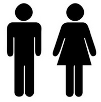 man-woman