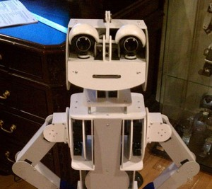 polyro open source friendly robot