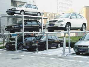 Auto Parking Lift Systems