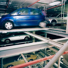 Parking Automation Southern California
