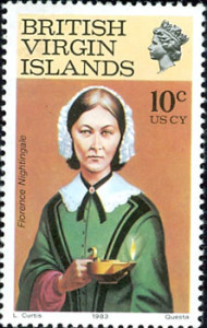 Florence-Nightingale-stamp