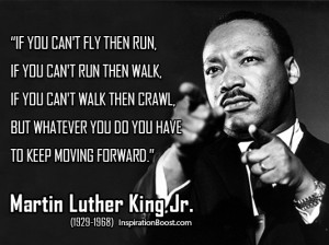 Martin Luther King, Jr.- Born: January 15