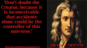 Isaac Newton - Born Jan 4.