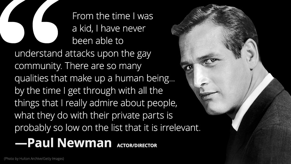 Paul Newman Born January 26
