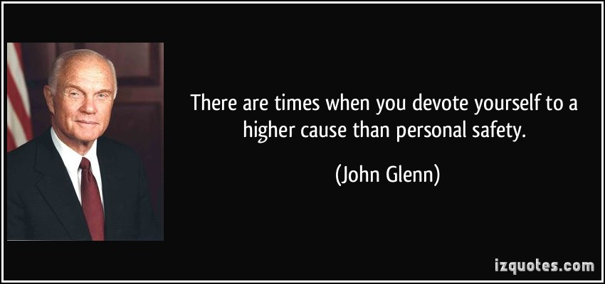 John Glenn Born: July 18