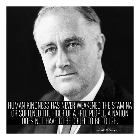 Franklin Roosevelt Born: January 30