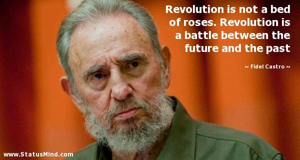 Fidel Castro - Born: August 13