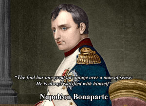 Napoleon Bonaparte - Born: August 15