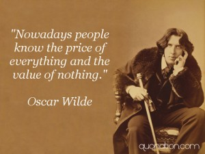 Oscar Wilde- Born: October 16