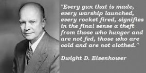 Dwight Eisenhower – Born: October 14