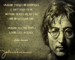 John Lennon - Born: October 9