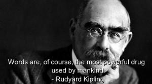 Rudyard Kipling, Born 30 December