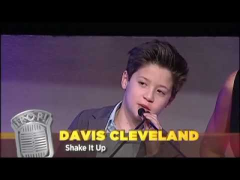 Davis Cleveland, Aquarius, born February 5, 2002, is an American child actor, rapper, and singer. He is best known for his role as Flynn Jones on the Disney Channel original series Shake It Up.