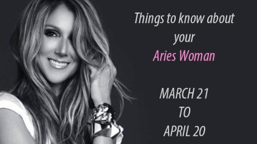 The ARIES Woman – Mar 21 to Apr 20 by Linda Goodman