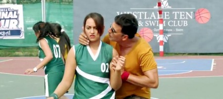 Sonakshi Sinha Holiday Movie