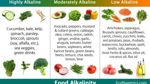 ALKALINE DIET – Eliminate Fatigue and Regain Your Energy