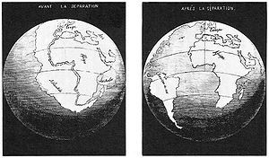 Continental drift – Should it be reason for human rift?
