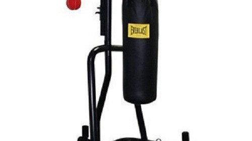 The different varieties of heavy bag or punching bag stands
