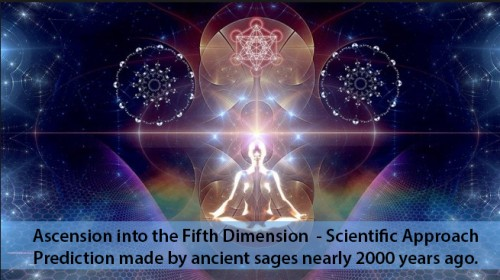 Ascension into the Fifth Dimension – Predicted already in Nadi granth