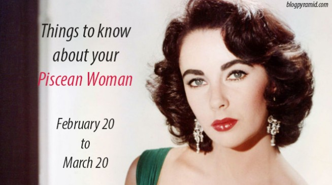 The PISCES Woman – FEBRUARY 20 TO MARCH 20